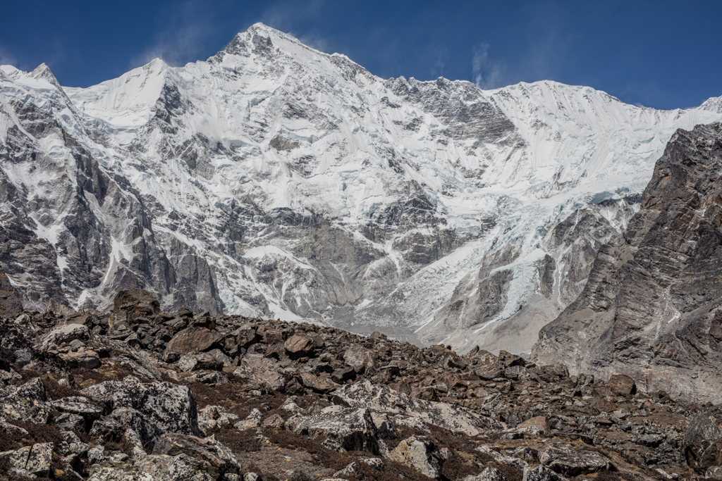 The south face of Cho Oyu (8205)