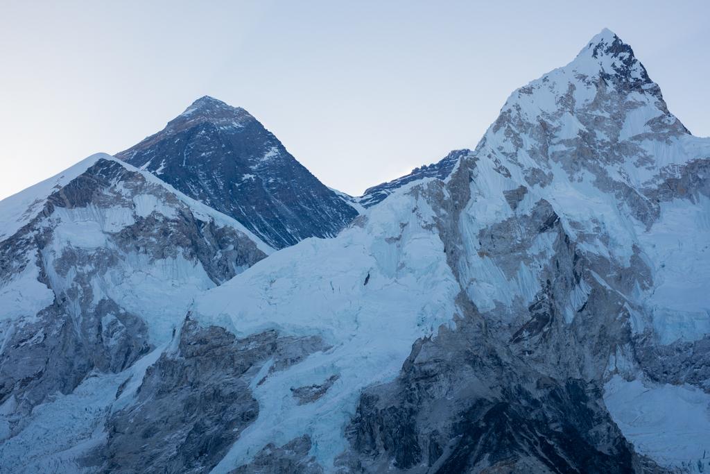 Mount Everest seen from Kala Patthar