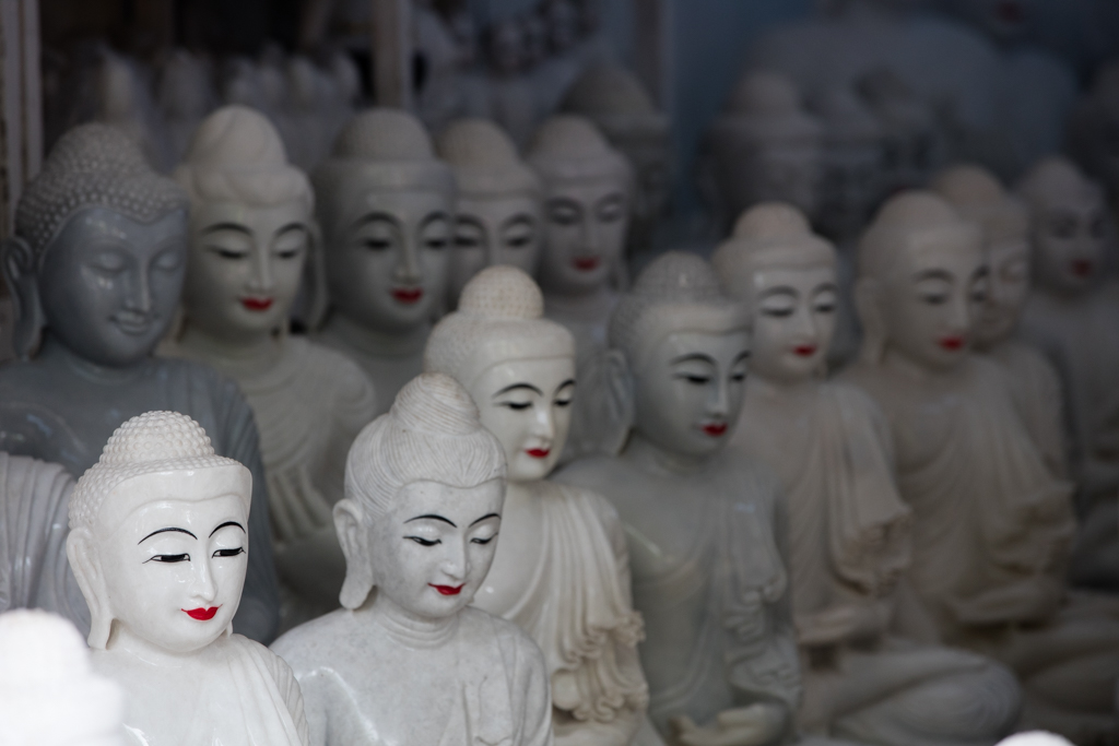 Factory for Buddhas
