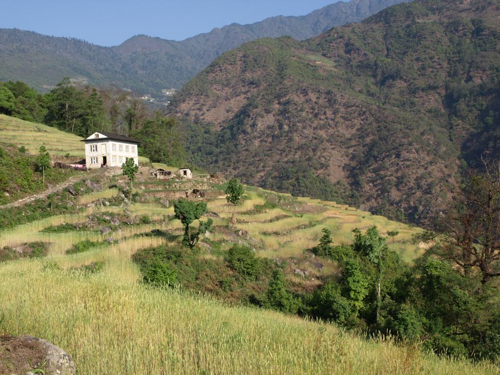 Country life close to Junbesi
