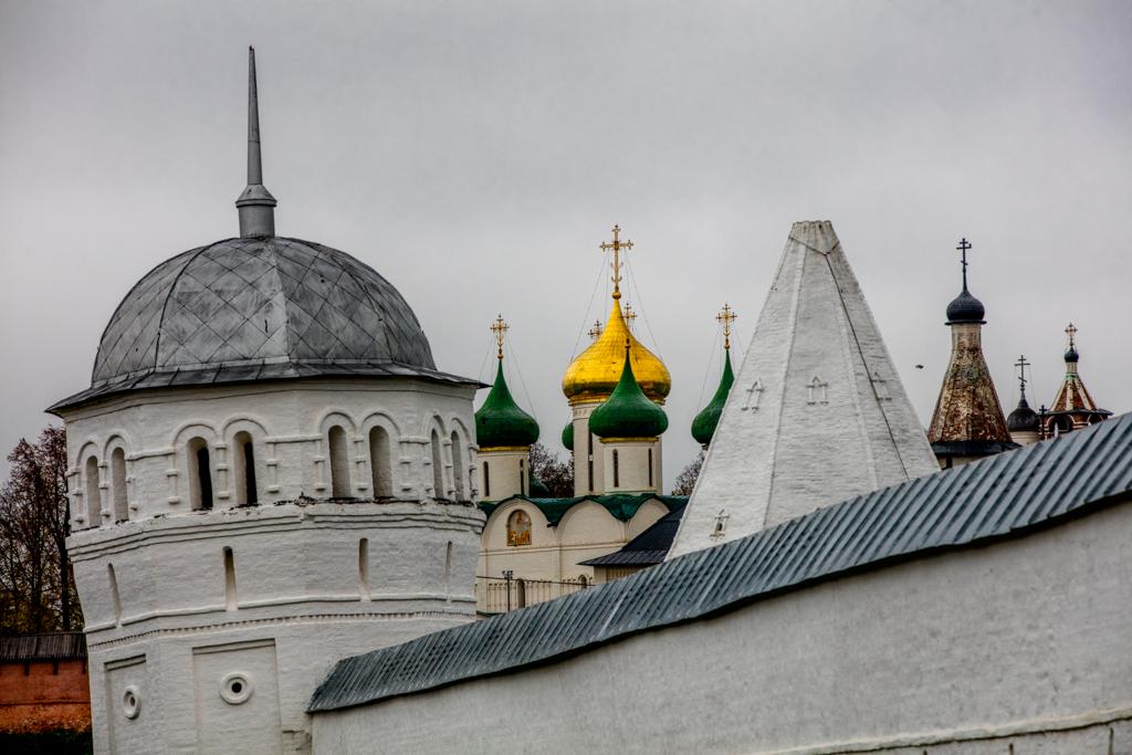 Monasteries of Pokravsky and Saint Euthymius