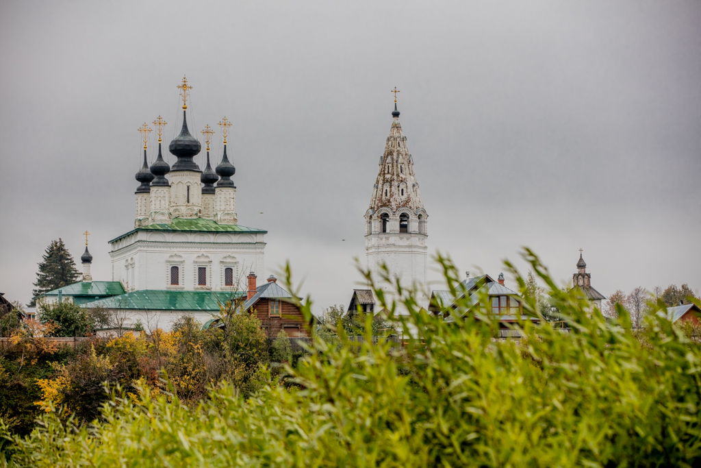 Alexandrovsky Monastery