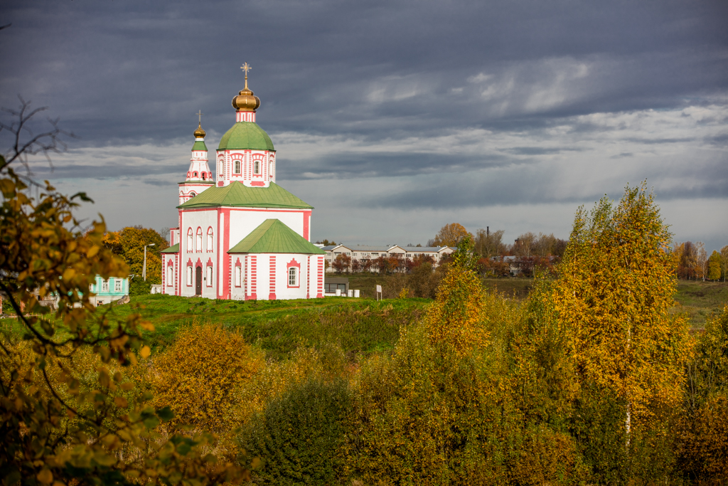 The Church of the Prophet Elijah