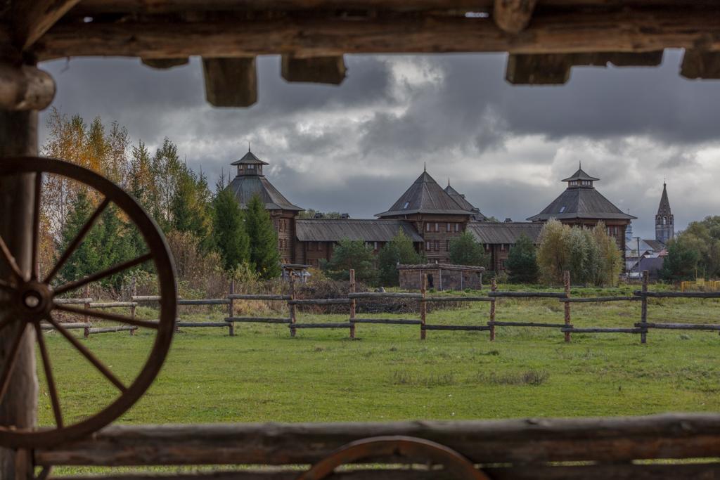 The Heliopark resort