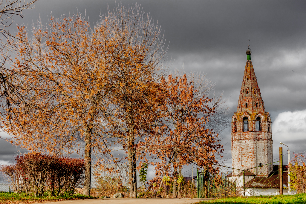 The Church of St. Cosmos and St. Damian