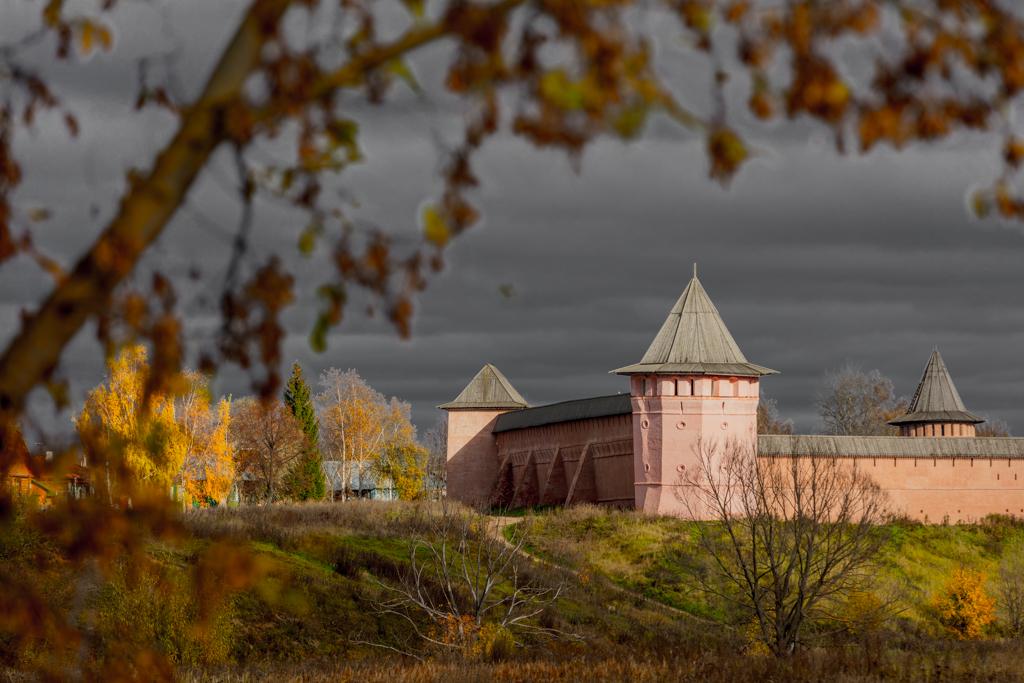 The Monastery of Saint Euthymius