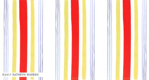 Cottage Stripe