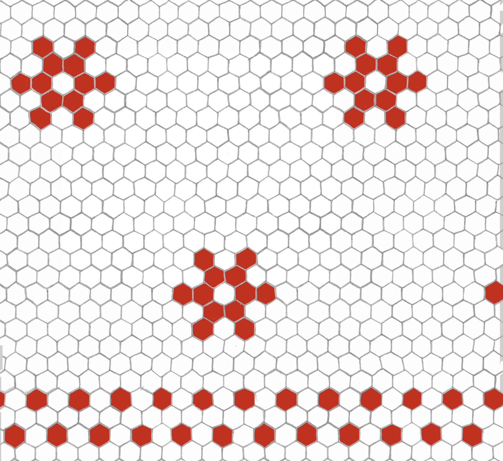 Bistro Tile (red)