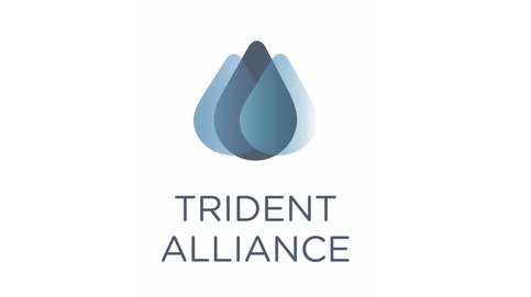 The Trident Alliance logotype harks back to the ancient myth of Poseidon. The three water drops represent the common interest of responsible industry, the environment and human health.   Read more here.. .