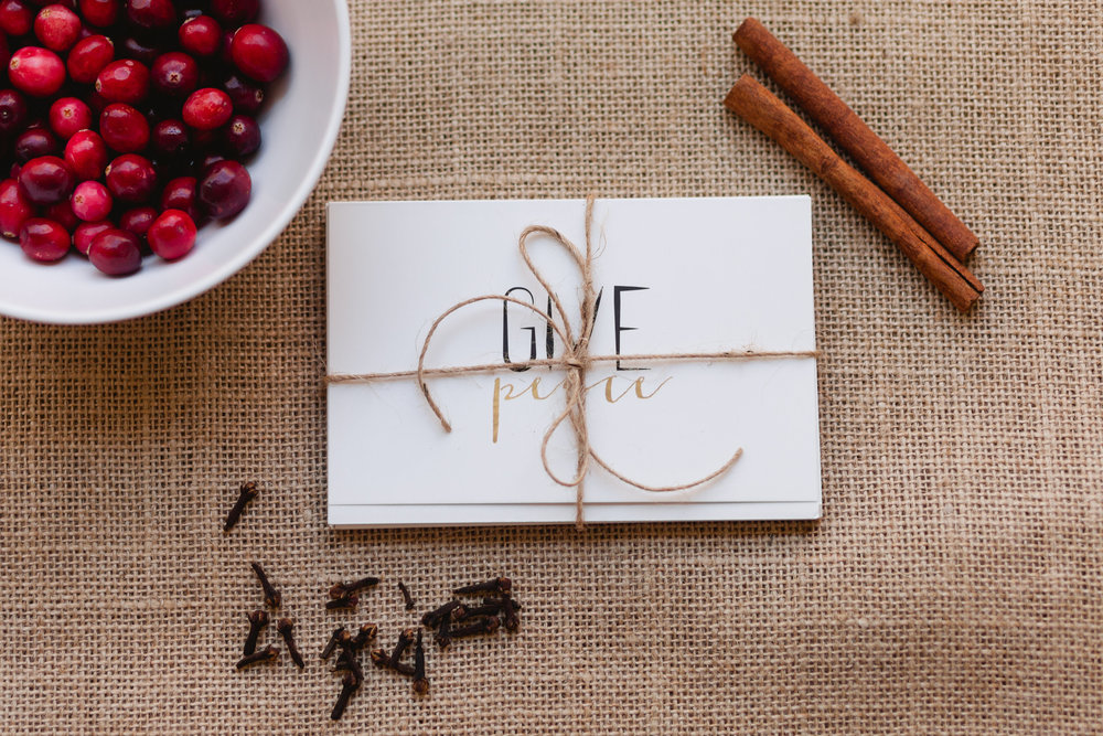 This holiday season, give hope to those in india who need it most! 10 'Giving Cards' with envelopes.