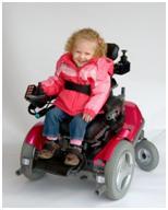 Powe Wheelchair - Permobil Koala
