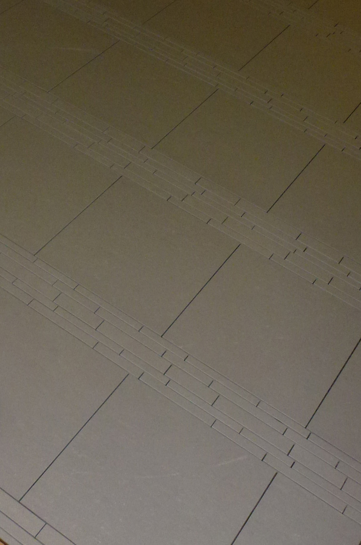 Tile Pattern Close Up