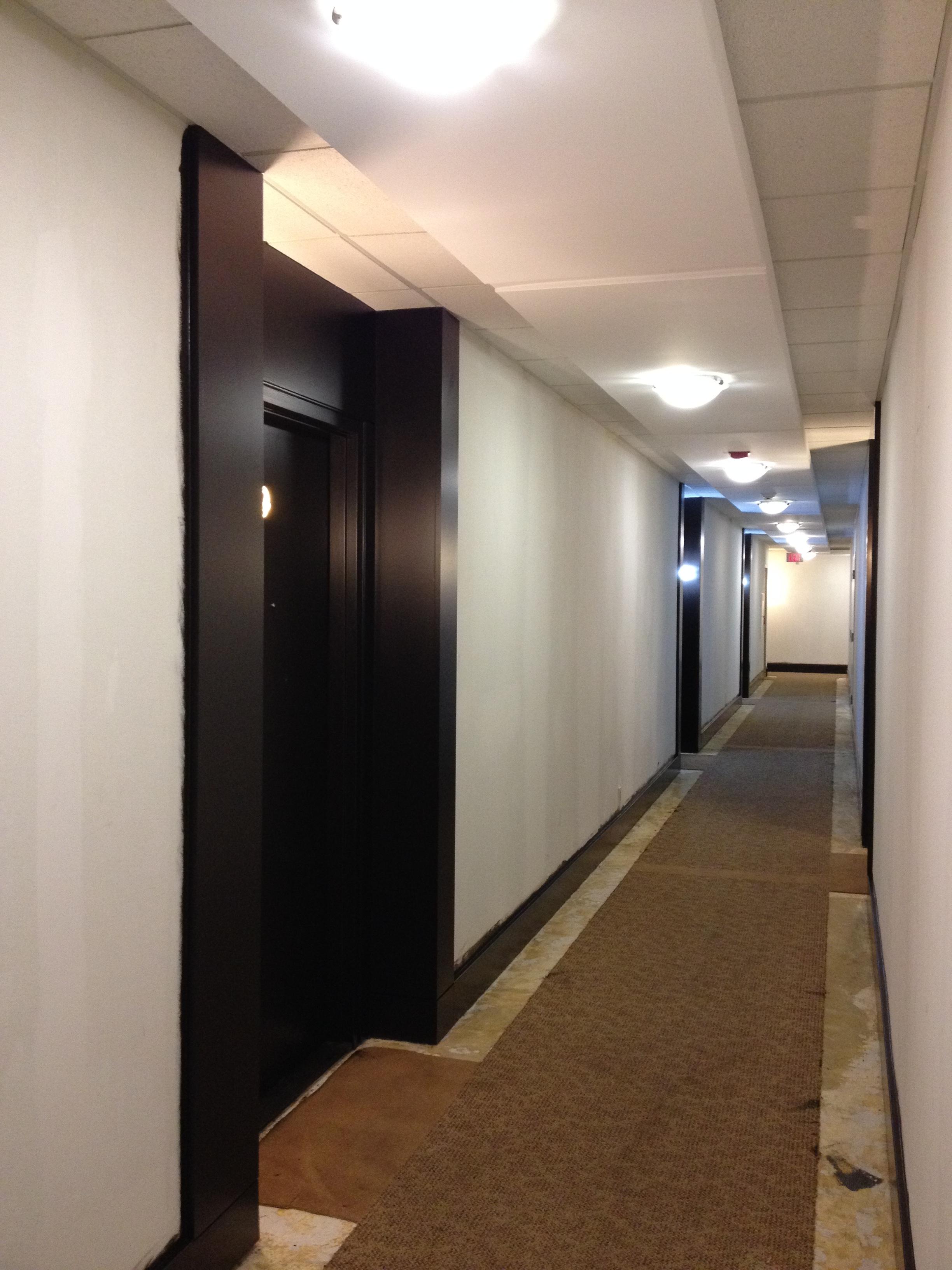 In Progress Suite Surrounds