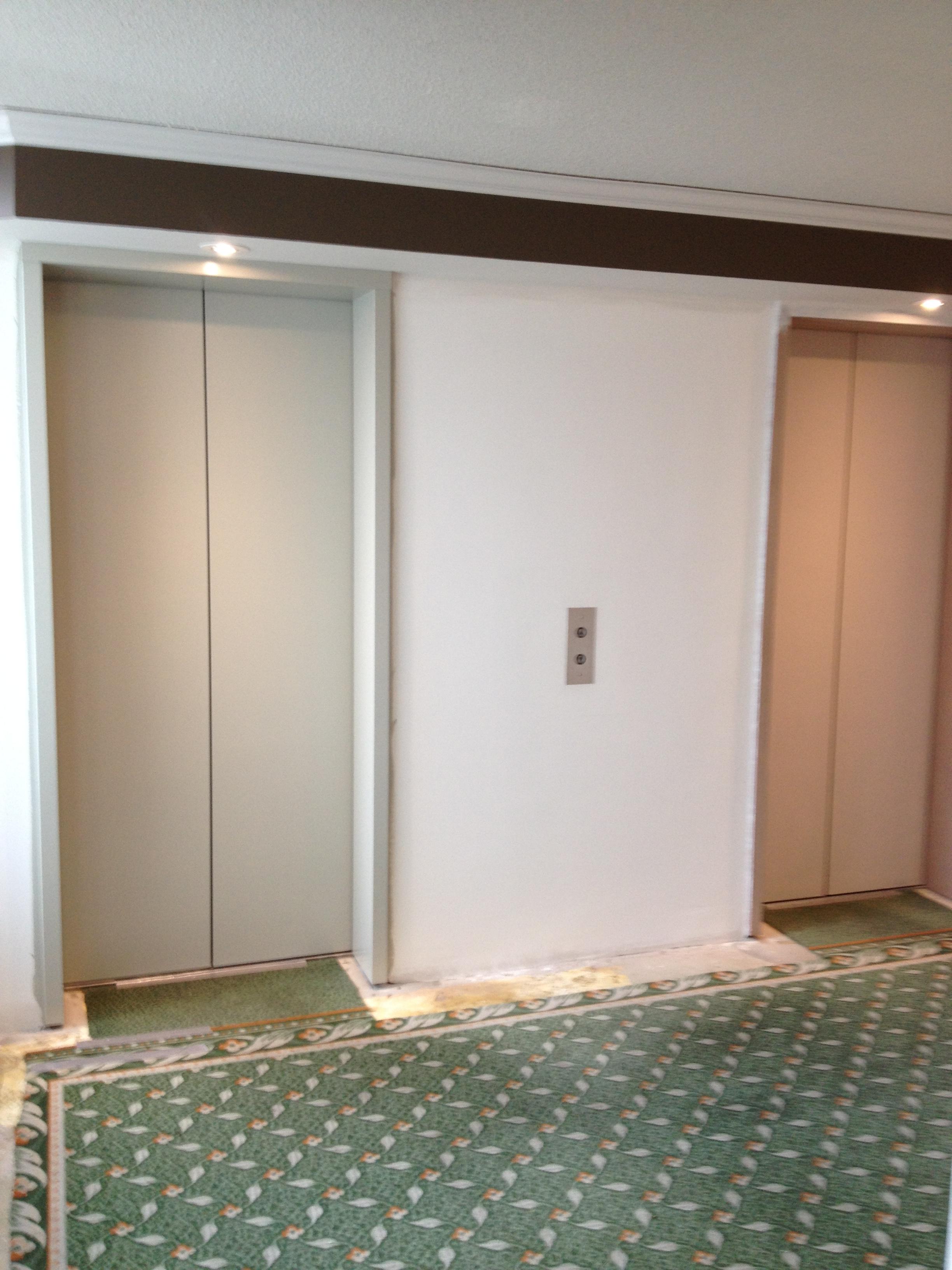 New Elevator Colour