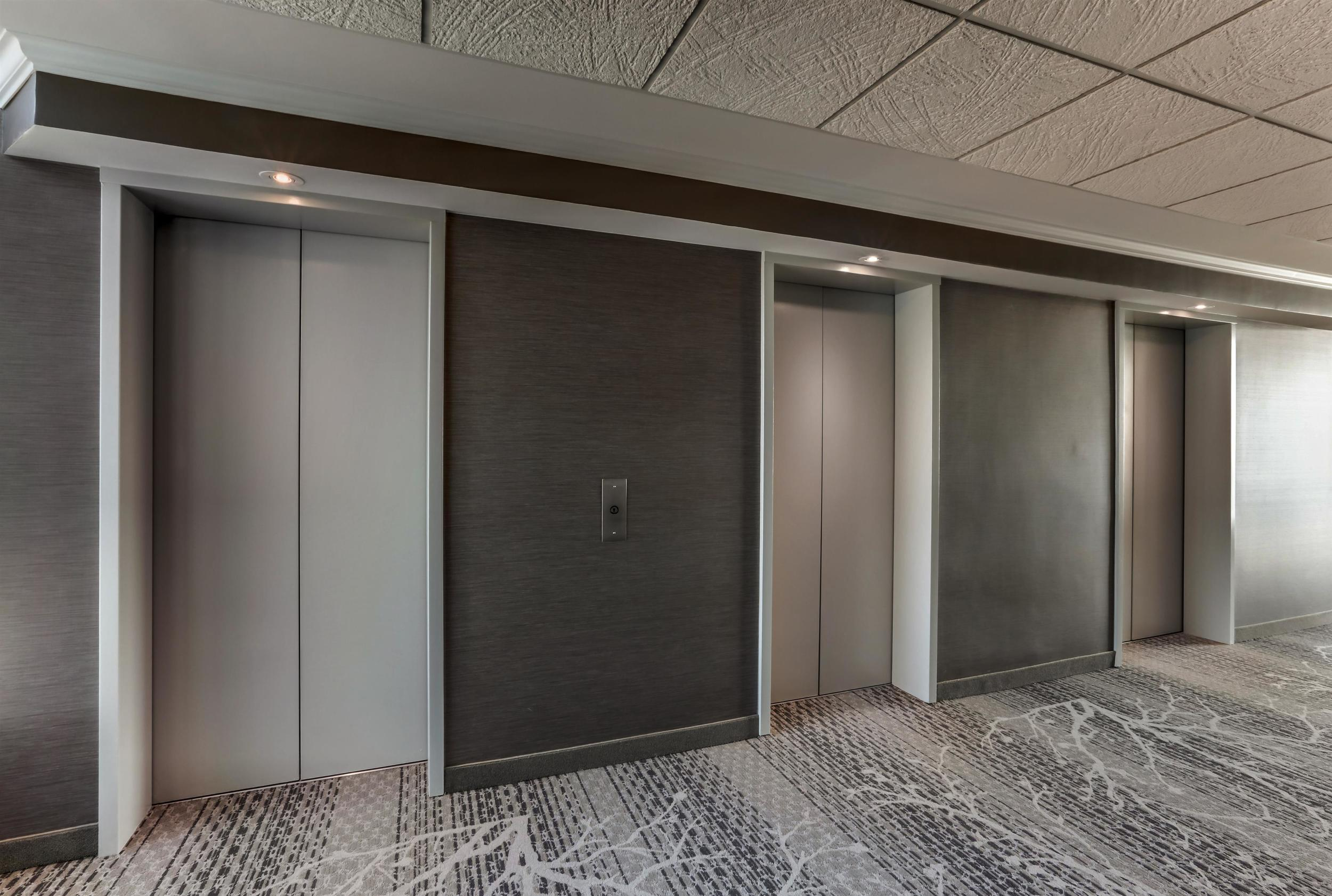 After Elevator Lobby Renovations