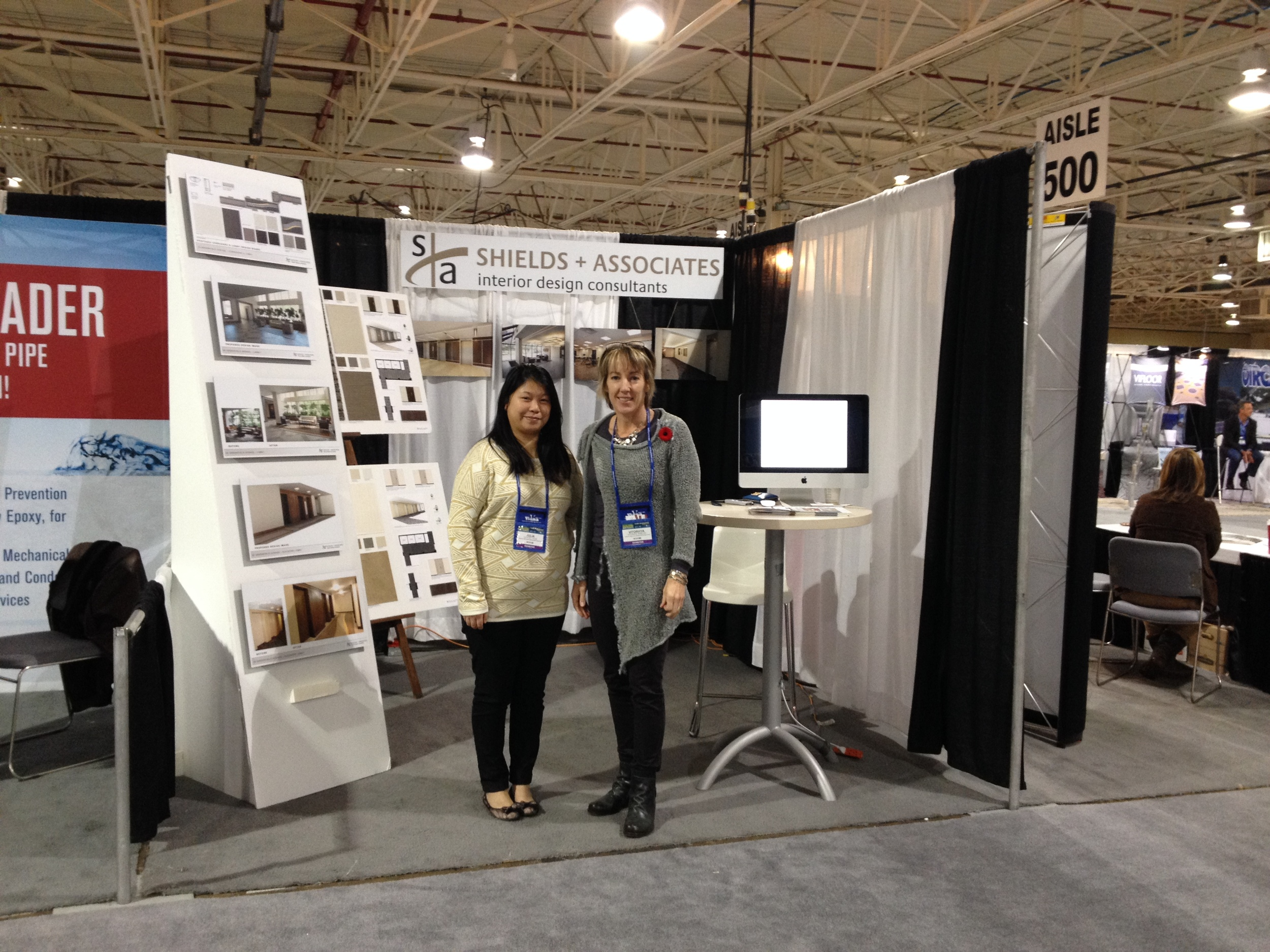Vitorhya & Amanda at the 2014 CCI/ ACMO Show