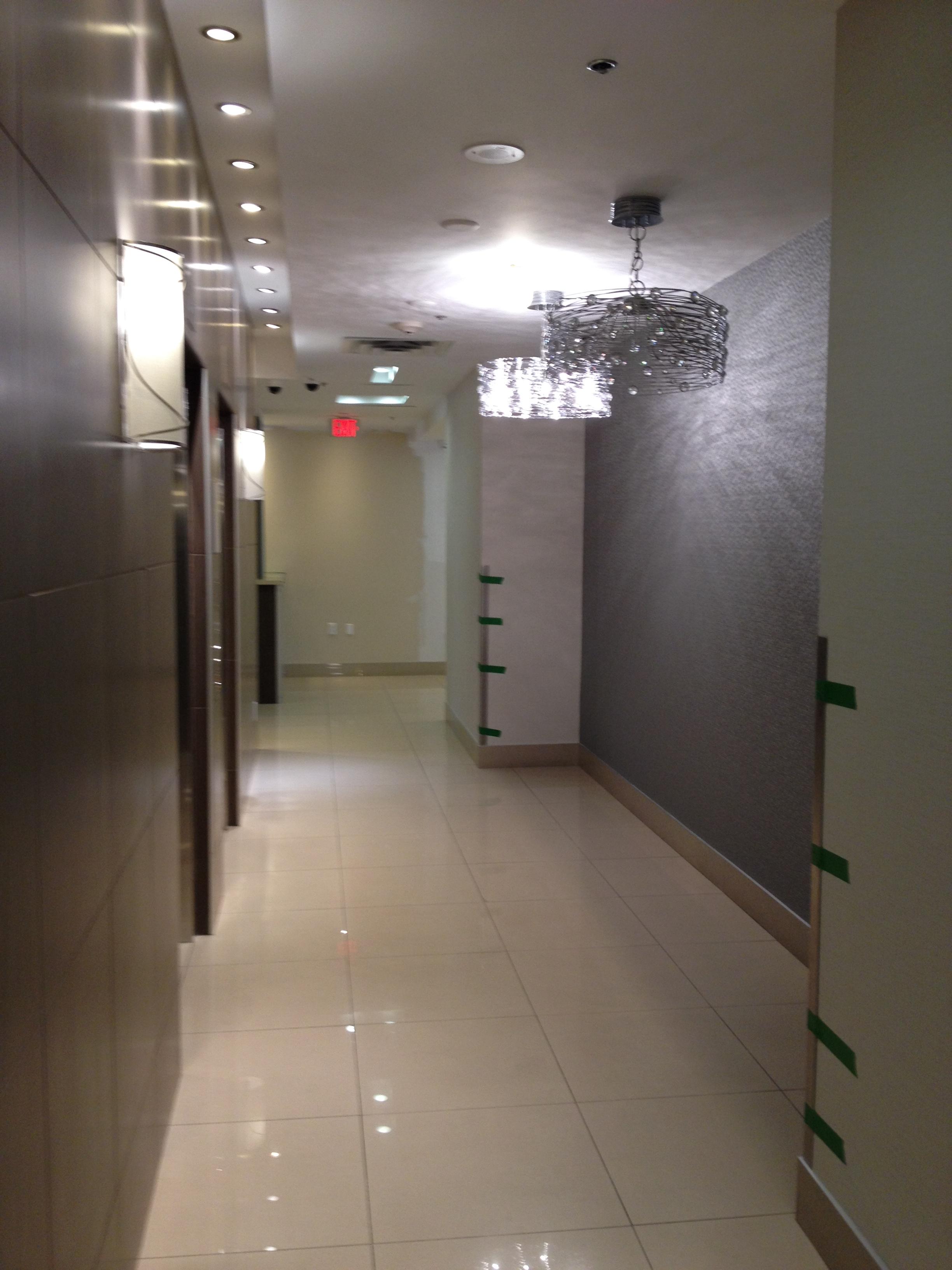 In Progress - Main Floor