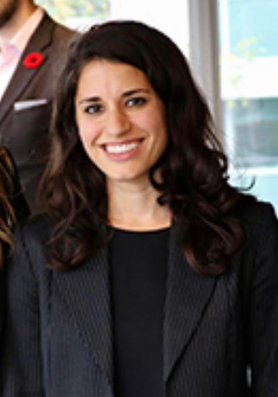 Jessica Rose  JD Graduate Schulich School of Law, Dalhousie University