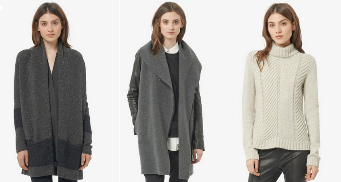 The Casual Classic - Vince Fall Collection