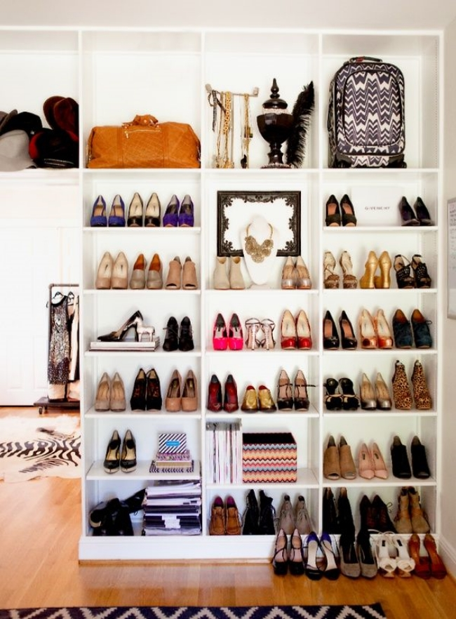 the casual classic blog - closets