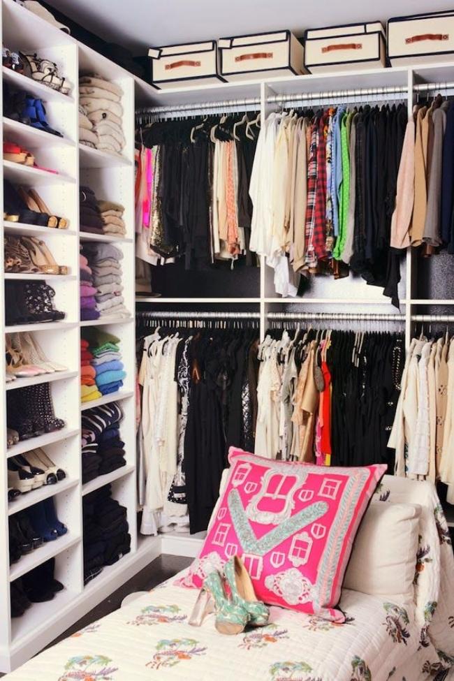 the casual classic blog. closet
