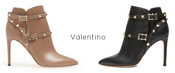 The Casual Classic Blog: Valentino Rockstud Bootie