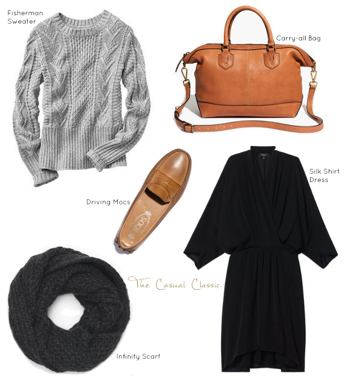 The Casual Classic // Life & Style Blog