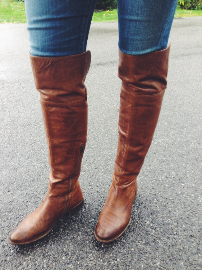 The Casual Classic // Frye Melissa