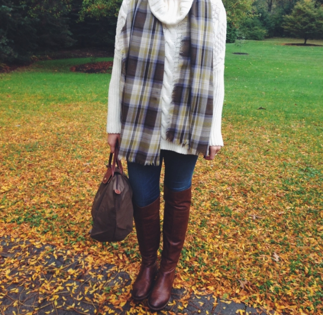 The Casual Classic // Fall Colors