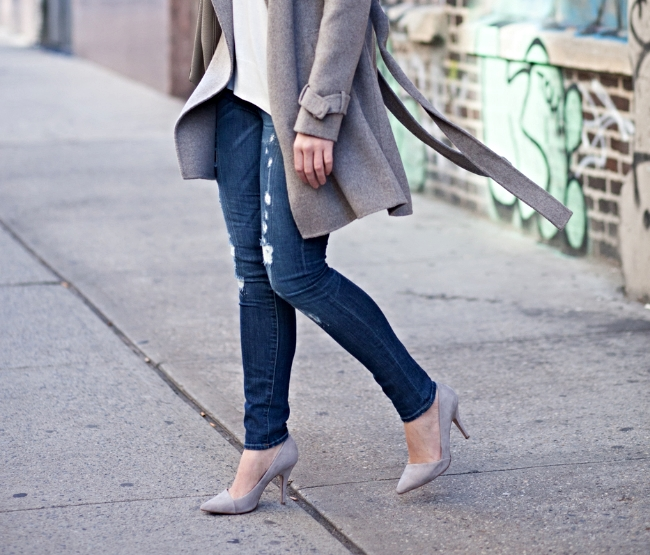 The Casual Classic | Neutrals