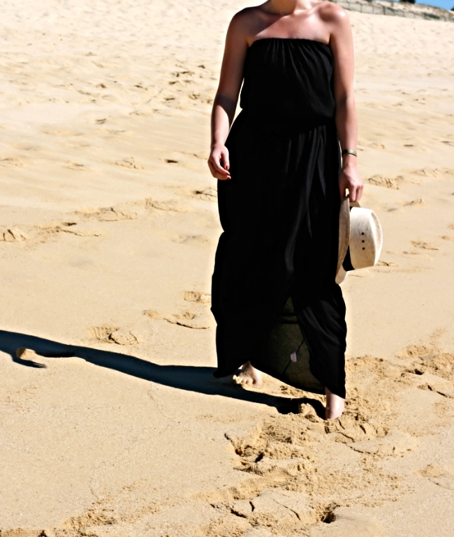 The Casual Classic | Beach Maxi