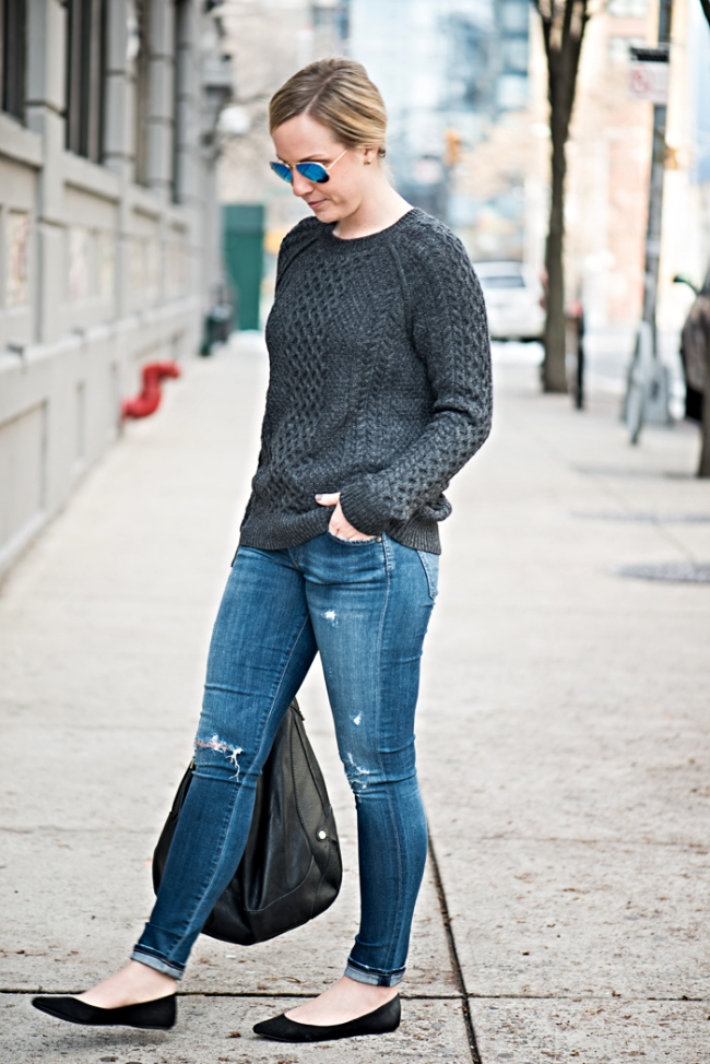 The Casual Classic | Cable Knit