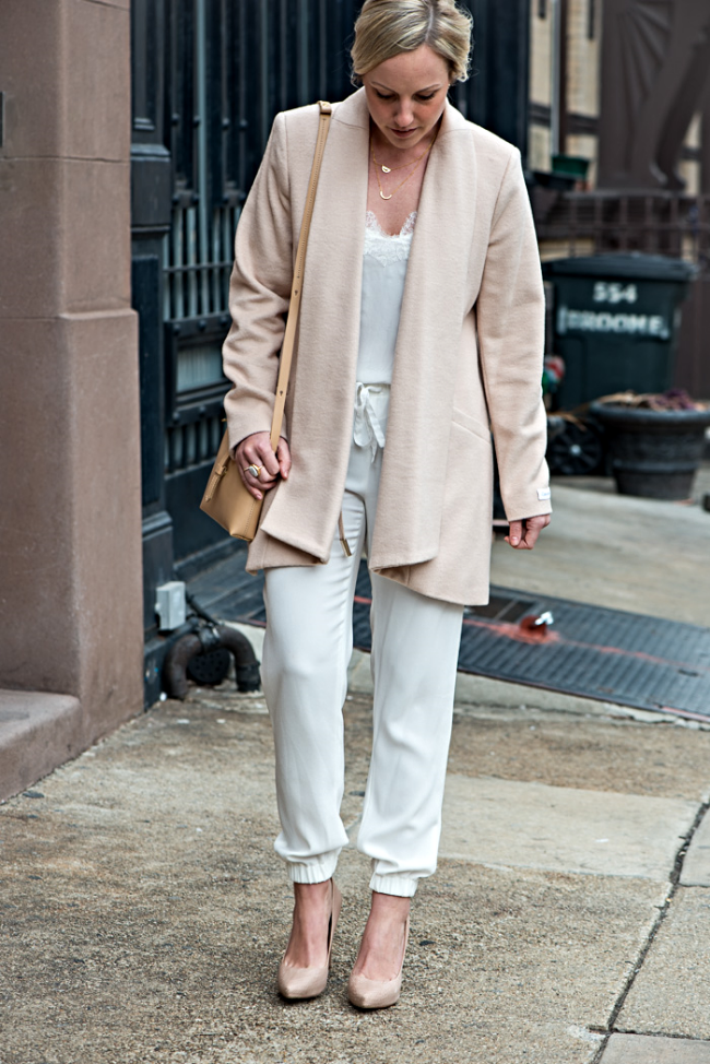 The Casual Classic | Spring Lights