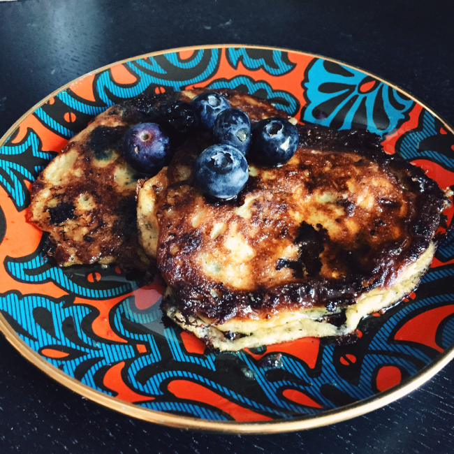 The Casual Classic | Gluten Free Pancakes
