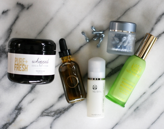 The Casual Classic // Winter Skincare