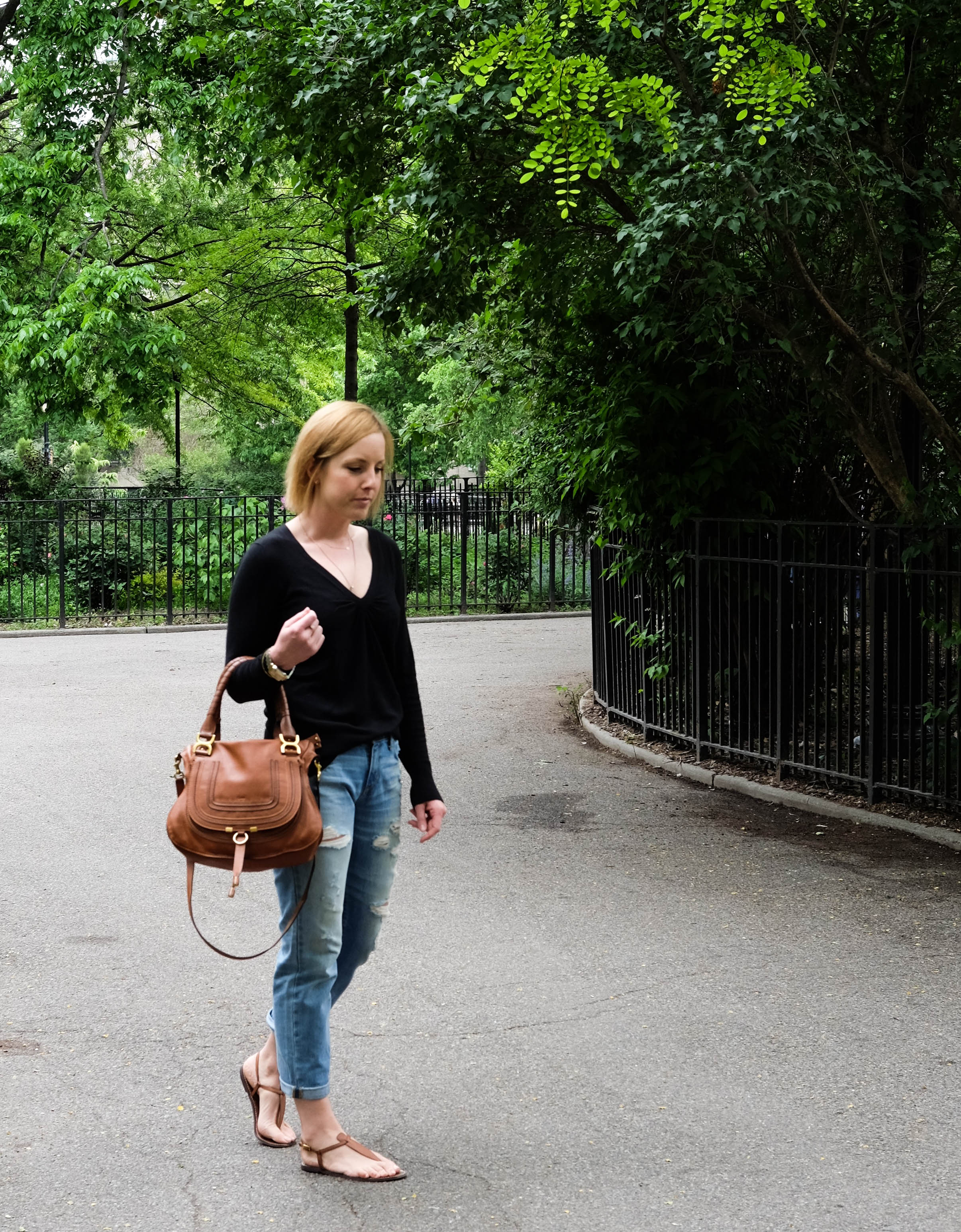 The Casual Classic / Boyfriend Jeans