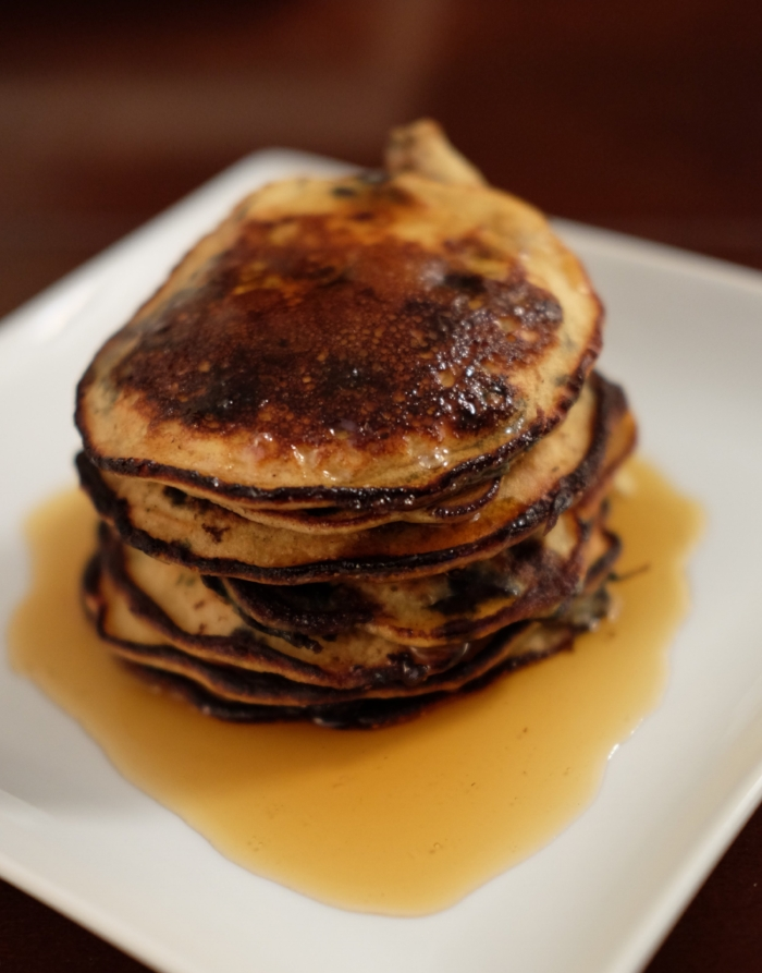 Pumpkin Spice Gluten Free Pancakes