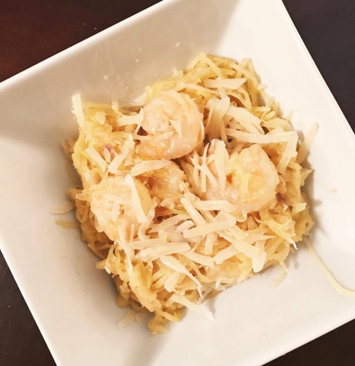 Shrimp Scampi   Whole 30 & Paleo
