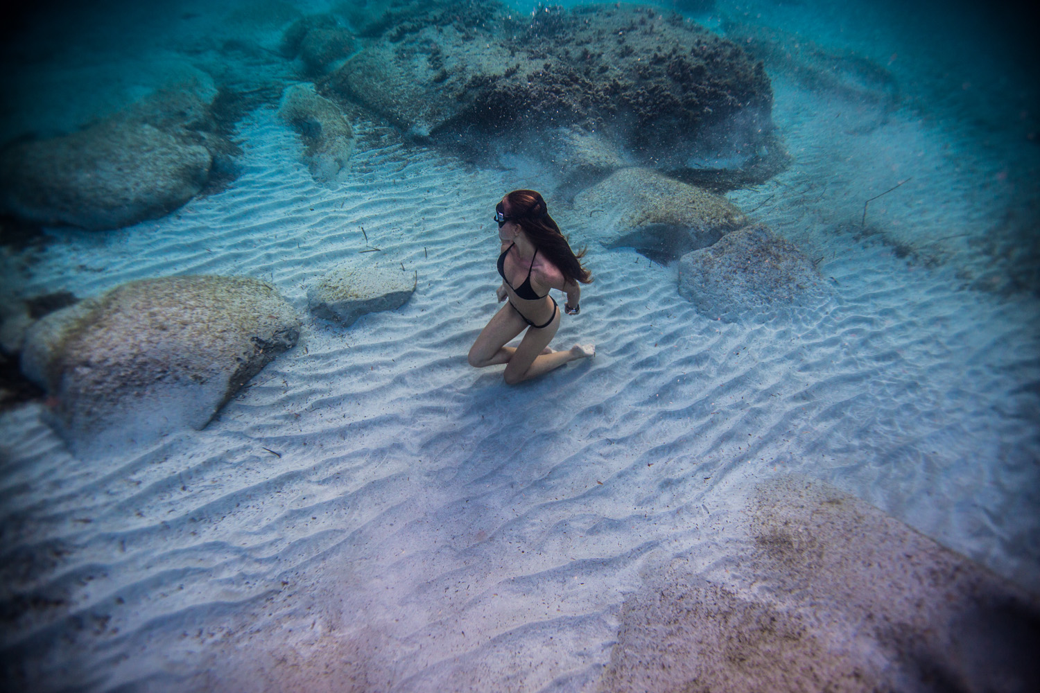 Freediving Photography
