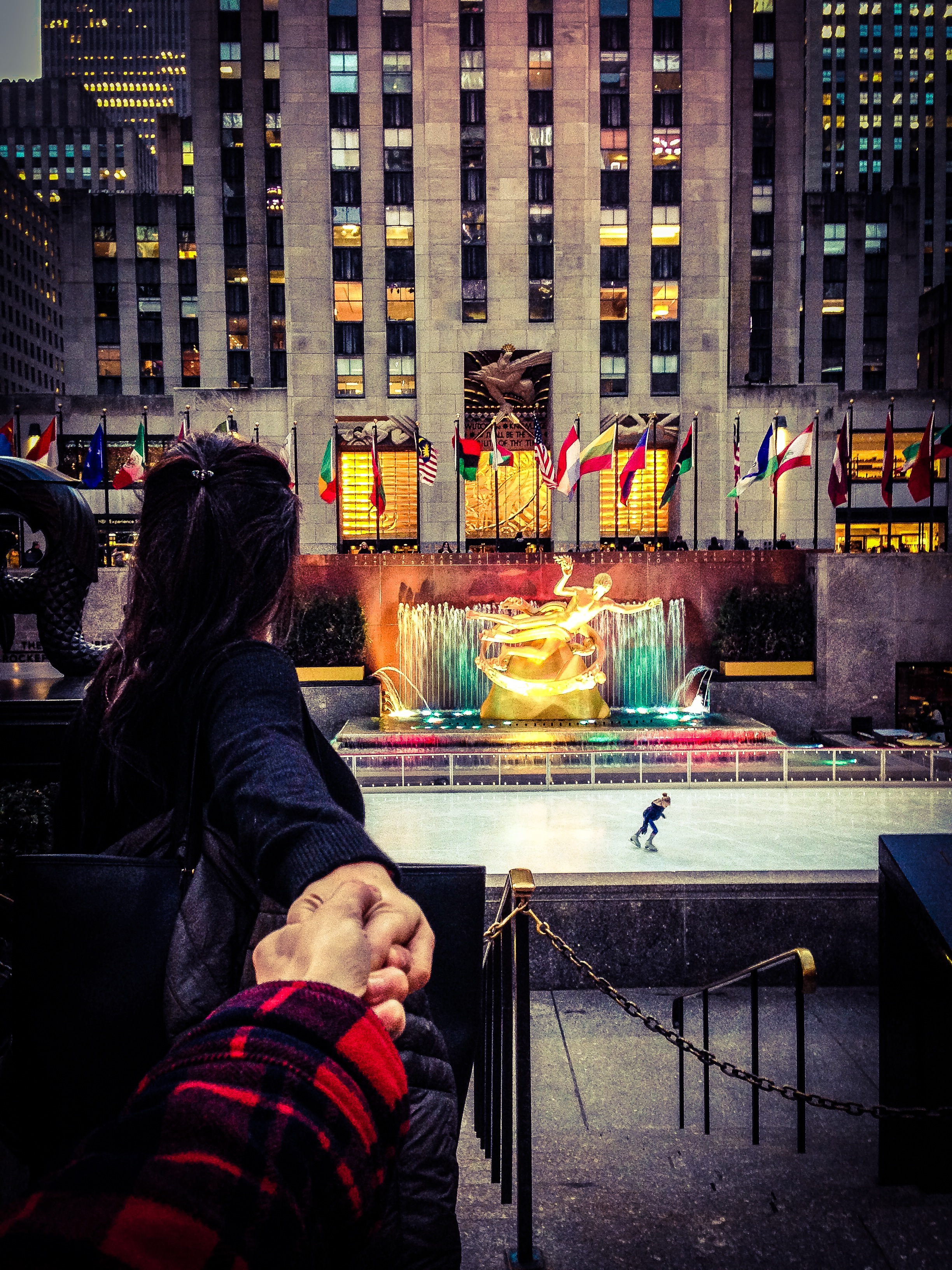 Rockefeller Center | The Rink