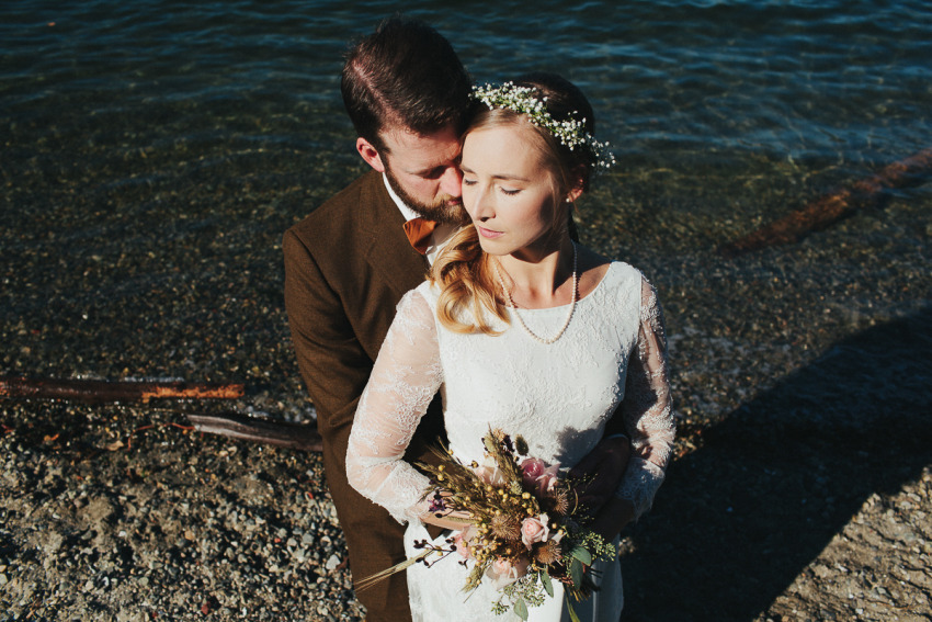 ANDREA + KENTON      Weddings     East Vancouver Bohemian