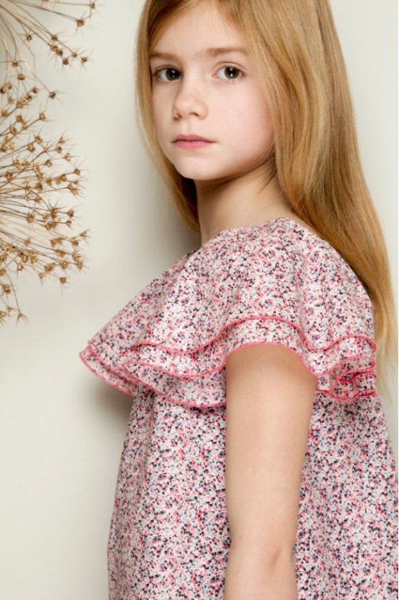 Miss Hall. Pretty prints and vintage inspired styling. For girls aged 4-12