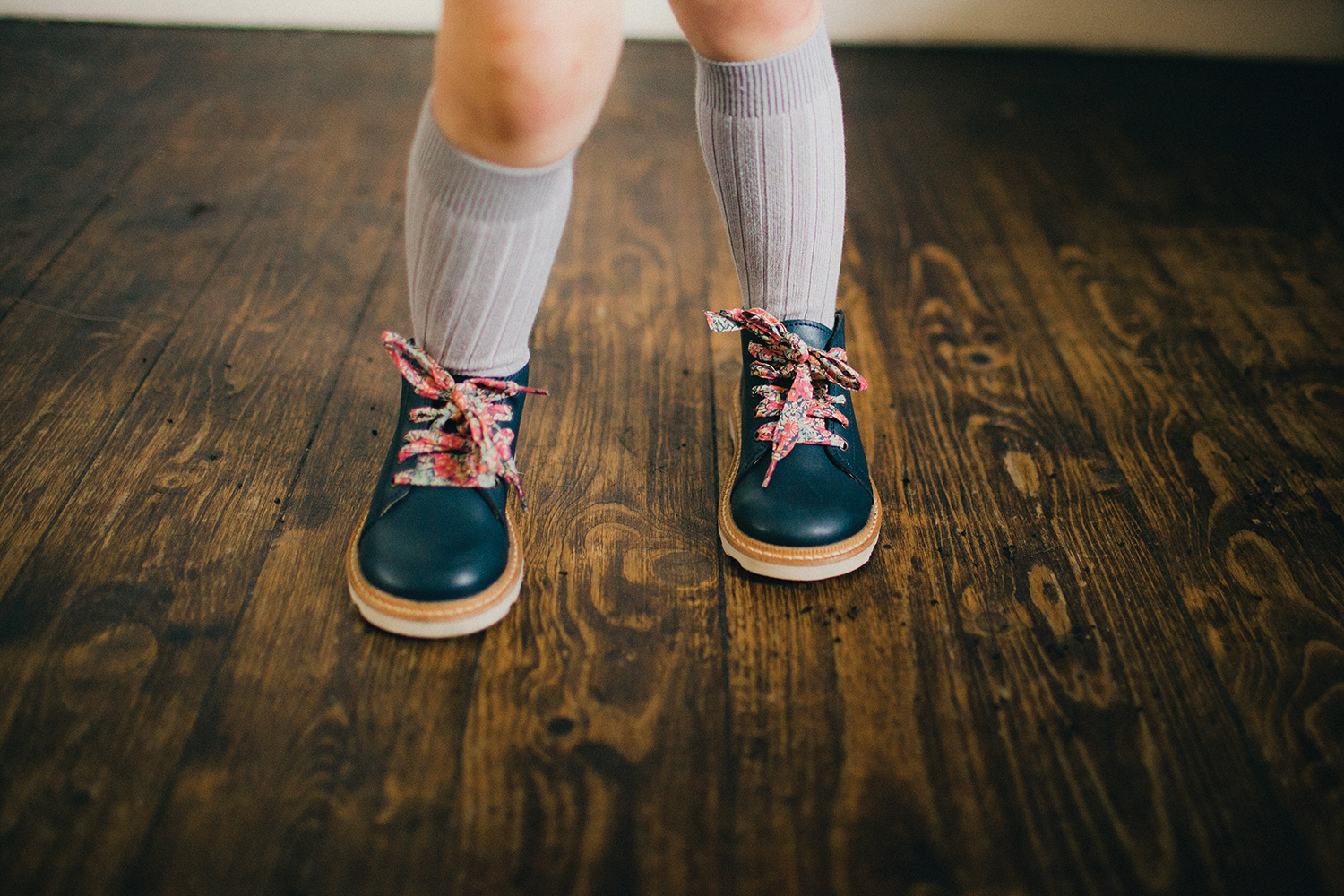 Young Soles beautiful British designed vintage inspired footwear for children