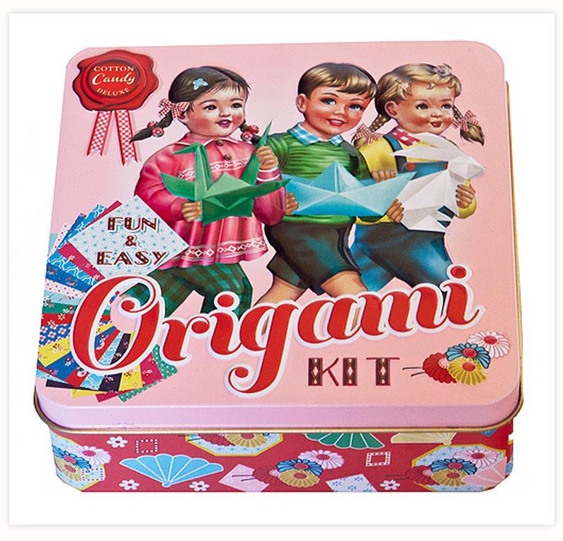 Origami kit £16 Lapin & Me