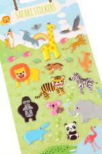 Safari stickers £1.45 The Little Things