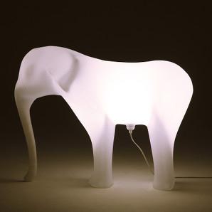 Elephant light from Toyella