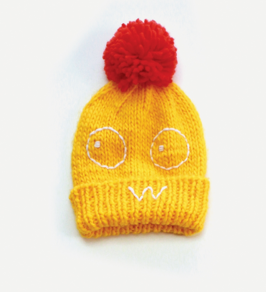 Boris bobble hat