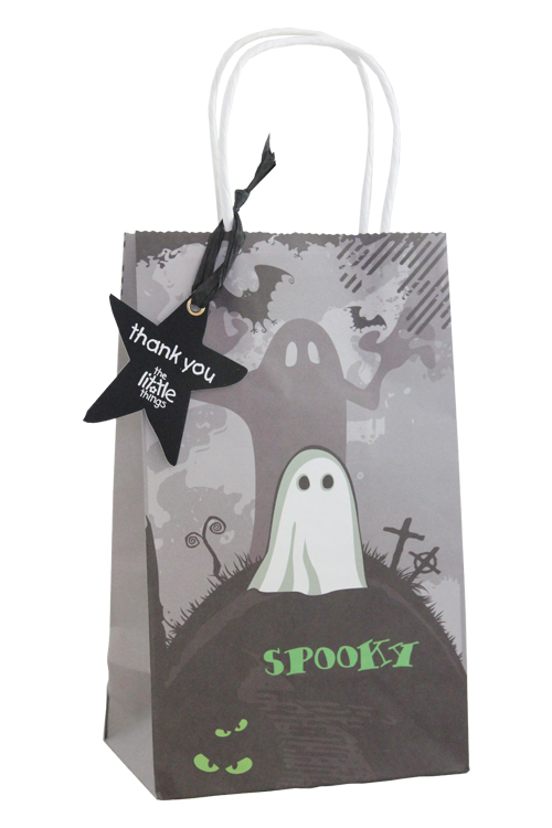 Spooky party bag