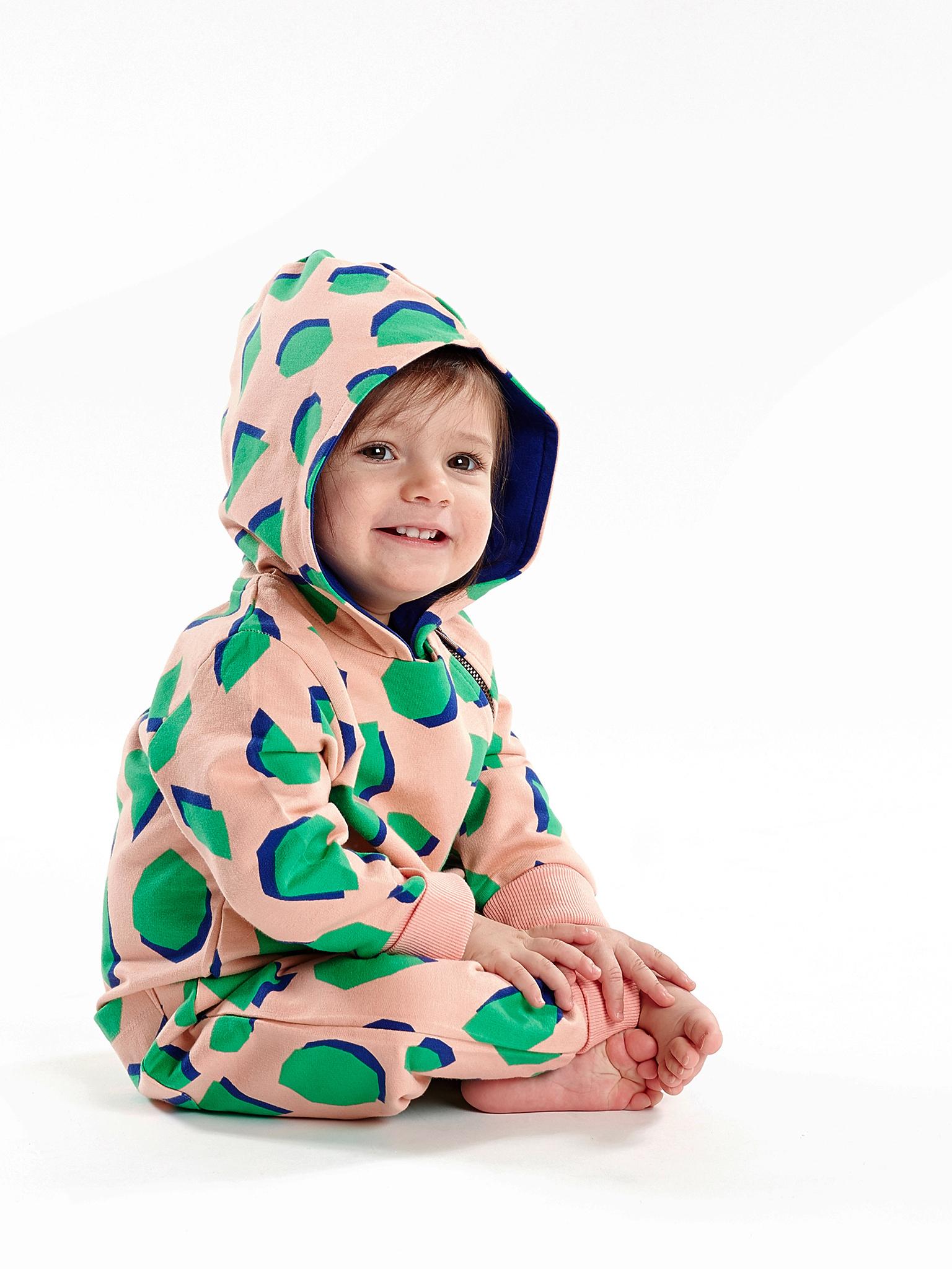 Babies Kivinen jumpsuit, peach.jpg