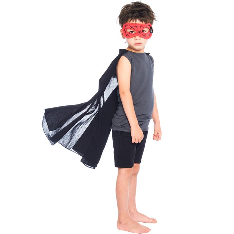 YPorque superhero pyjamas with detachable cape £36